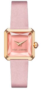 Best luxury watches for women no. 10. Dolce & Gabbana Sofia Pink Gold. The Dolce & Gabbana Sofia line of timepieces is elegant, stylish and modern, and the Sofia Pink is a minimalist beauty with a geometric appearance.