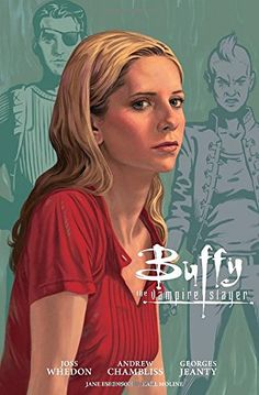 Buffy: Season Nine Library Edition Volume 3 (Buffy the Vampire Slayer) by Georges Jeanty http://www.amazon.com/dp/1616557176/ref=cm_sw_r_pi_dp_SVkAwb1Q79VX7