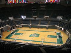Ohio University - I went to lots of games here as a college student, resident of Athens and took my lovely daughter many times when she was a young.