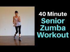 Join me in this 40 minute Zumba with weights as we merengue, salsa, boogaloo, cha cha cha and more to ton your muscles and burn calories! Zumba Fitness, Fitness Workout For Women, Senior Fitness, Fitness Tips, Senior Workout, Beginners Cardio, Walking Exercise, Half Marathon Training, Salsa