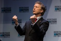 Rand Paul tells gay couples to keep it at home