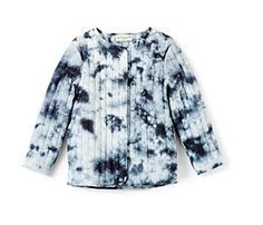 April Showers by Polder Tie Dye Jacket #ladida #ladidakids