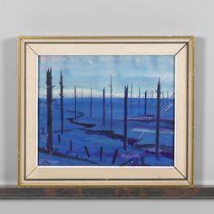 Wäinö Aaltonen, signeerattu 1942, vesiväri, 31x37 cm. Painting, Design, Art, Kunst, Art Background, Painting Art, Paintings, Performing Arts