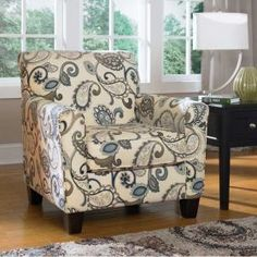 paisley furniture | American Furniture Warehouse -- Virtual Store -- Yvette Paisley Accent ...
