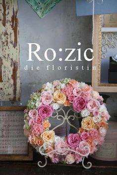preserved flower http://rozicdiary.exblog.jp/25224412/