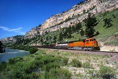 Wendover Canyon westbound