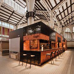 Central Bar - Francesc Rifé Studio - Valencia