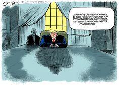 Jack Ohman Editorial Cartoon, December 07, 2016     on GoComics.com