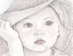 Drawn by Beverly Marshall Innoscence