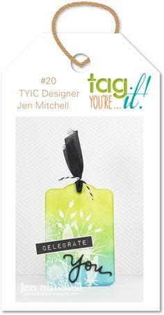 Tag You're It! Challenge: Tag You're It Challenge #20