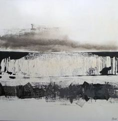"Saatchi Art Artist Candida Slater; Painting, ""Precipitation in Sight"" #art"