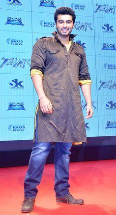 Arjun Kapoor at Tevar Trailer launch
