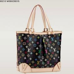 1565c33ac946 LV Monogram Multicolore M93213 For more info on how to purchase the  handbags please contact us