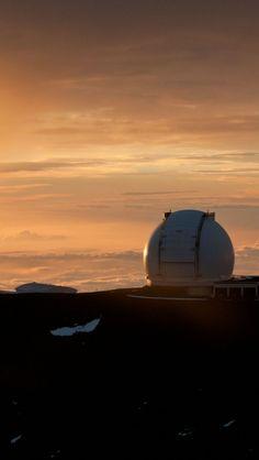 Mauna Kea Observatories, Mauna Kea, Hawaii