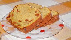 Chec cu dovleac, mar copt si fructe goji Fruit Cakes, Sweet Bread, Banana Bread, Desserts, Tailgate Desserts, Deserts, Fruit Flan, Dessert, Food Deserts