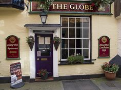 The Globe, Ludlow