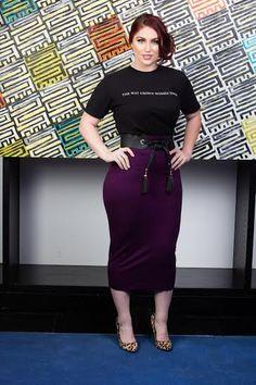 Pencil Skirt - Kenya Mills StylistKenya Mills Stylist