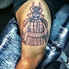 #samurai #irezumi #japanese #japanesetattoo #tattoo #art #illustration #Padgram