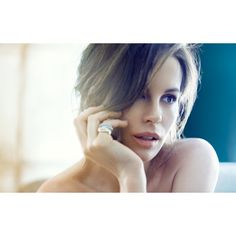 Kate Beckinsale Stuns for Diego Uchitel in C Magazine Spread ❤ liked on Polyvore featuring kate beckinsale
