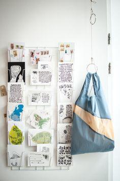 STUUR EENS EEN KAARTJE Reusable Tote Bags, Inspiration, Shopping, Design, Home Decor, Biblical Inspiration, Decoration Home, Room Decor