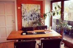 120 cm x 100 cm Acryl Clue abstract