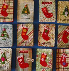 前に作ったクリスマスカード。|ハンドメイド、手作り、手仕事品の通販・販売・購入ならCreema。