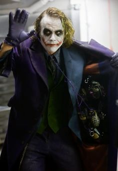 let's not blow Joker - Heath Ledger