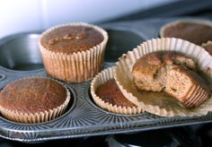 Pumpkin Muffins {made with coconut flour} #ComfyBelly