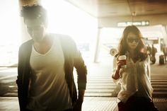 So Ji Sub & Shin Min Ah