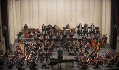 Concierto 8: Rifo / Tchaikovsky / Borodin. Solista: Alexei Volodin, piano. Foto: Patricio Melo.