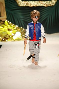 PHILIPP PLEIN Spring/Summer 2015 Kids