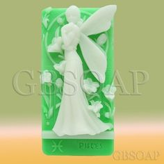 Zodiac Pisces Fairy handmade soap by egbhouse on Etsy, $7.50