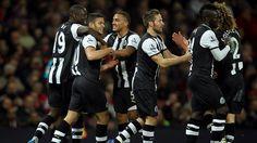 Arsenal 2 - 1 Newcastle