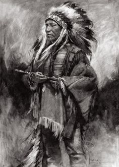 137 Best Native American Pencil And Watercolor Art Images In