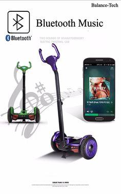 Electric Skateboard Wheel Hoverboard Skateboard Bluetooth Giroskuter 10 Inch Smart Balance Self-balancing Hooverboard