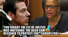 Judge Destroys Cop With Moving Speech After Convicting Him For Beating Unarmed Man-racist-cop