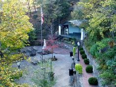 Basin Park, Eureka Springs, Arkansas