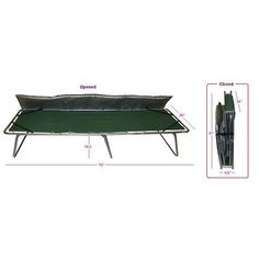 GigaTent Folding Comfort Camping Cot with Mattress, X-Large ** LEARN MORE @ http://www.buyoutdoorgadgets.com/gigatent-folding-comfort-camping-cot-with-mattress-x-large/?a=8929