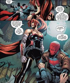 Red hood and Artemis Dc Comics Women, Marvel Dc Comics, Batwoman, Nightwing, Redhood And The Outlaws, Red Hood Jason Todd, Collor, Read Comics, Animation Reference