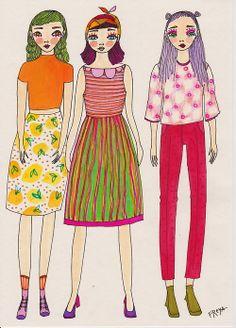 Freya Flavell Zine, Print Design, Disney Characters, Fictional Characters, Aurora Sleeping Beauty, Doodles, Textiles, Disney Princess, Creative