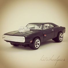 #003 - '70 Dodge Charger R/T - 2013 Hot Wheels - HW City - Street Power - Fast & Furious