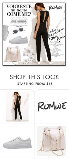 """""""ROMWE 5"""" by woman-1979 ❤ liked on Polyvore featuring Vanity Fair"""