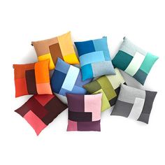 top3 by design - Normann Copenhagen - NM brick cushions 50x60