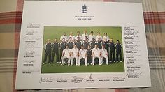 #Signed england cricket #presentation ashes 2009 ( flintoff #anderson pieterson ),  View more on the LINK: 	http://www.zeppy.io/product/gb/2/122102098426/