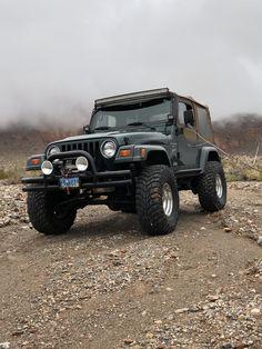 Jeep Tj, Jeep Wrangler Tj, Cheap Jeeps, Black Jeep, Jeep Life, Future Car, Cool Cars, 4x4, Classic Cars