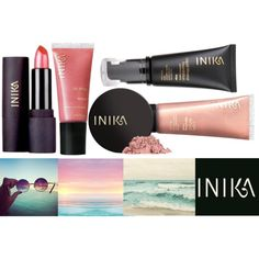 Inika vegan makeup. Really want to try!