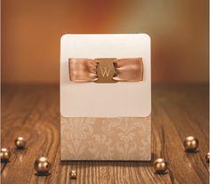 Gold Favors, Golden Favor Box, Gold Wedding Favor Box, Party Supplies, Wedding Gift - Pack of 30