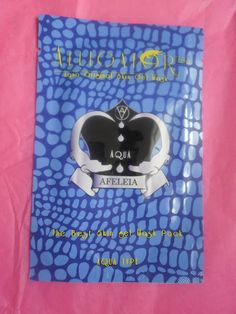 ♥ Unikitty Korean Beauty ♥: ♥ Afeleia Alligator Tears  - Aqua Original Skin Ge...