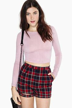 Day Vision Crop Top