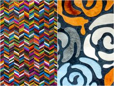 Cowhide Rugs by Kyle Bunting - Austin, tx Cow Hide Rug, Bunting, Art Decor, Flooring, Quilts, Blanket, Austin Tx, Rugs, House